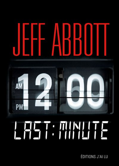 Last Minute de Jeff Abbott