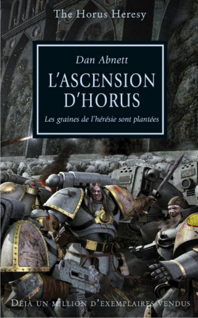 L'Ascension d'Horus de Dan Abnett