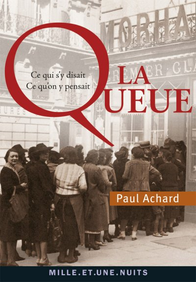 La Queue de Paul Achard