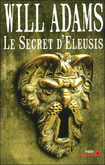 Le Secret d'Eleusis de Will Adams