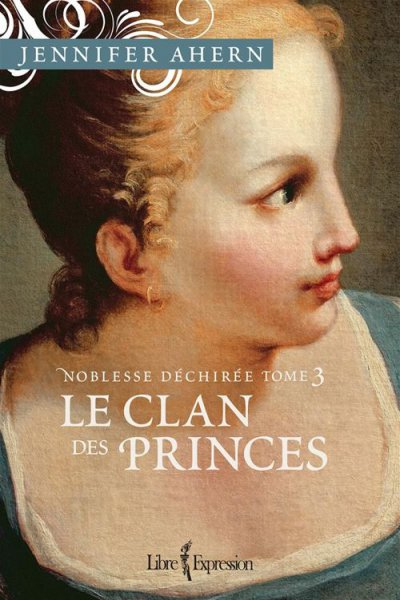 Le Clan des princes de Jennifer Ahern