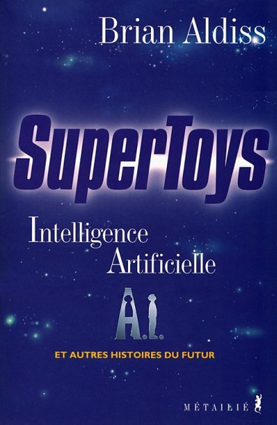 SuperToys de Brian Aldiss