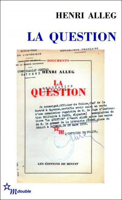 La Question de Henri Alleg