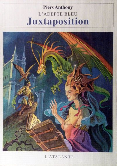 Juxtaposition de Piers Anthony