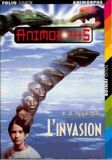 L'Invasion de K.A. Applegate