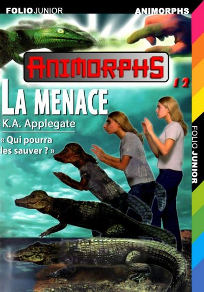 La Menace de K.A. Applegate