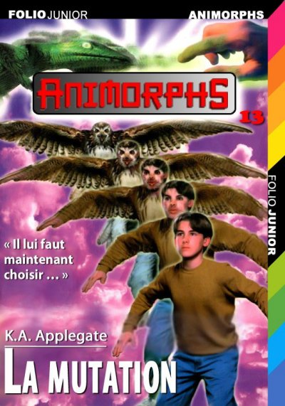 La Mutation de K.A. Applegate