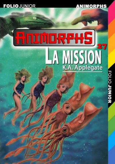 La Mission de K.A. Applegate