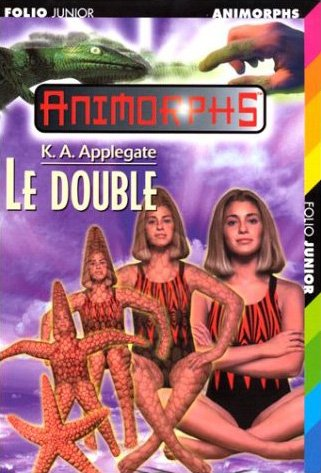 Le double de K.A. Applegate