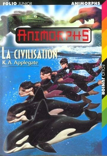 La civilisation de K.A. Applegate