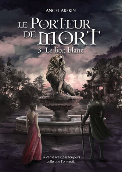 Le lion blanc de Angel Arekin