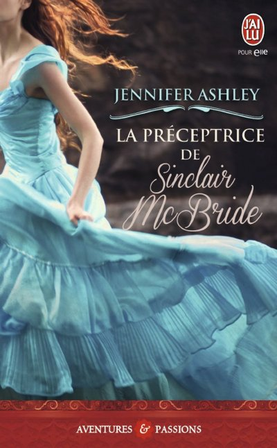La préceptrice de Sinclair McBride de Jennifer Ashley