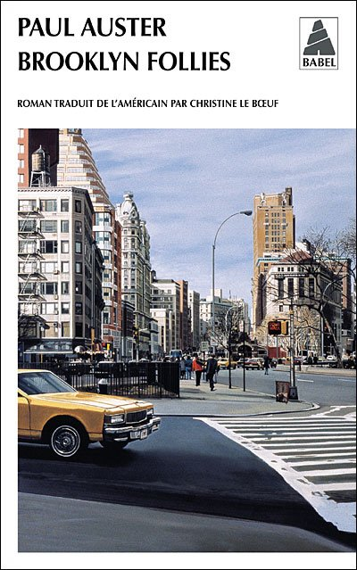 Brooklyn Follies de Paul Auster