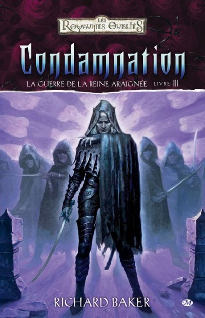 Condamnation de Richard Baker