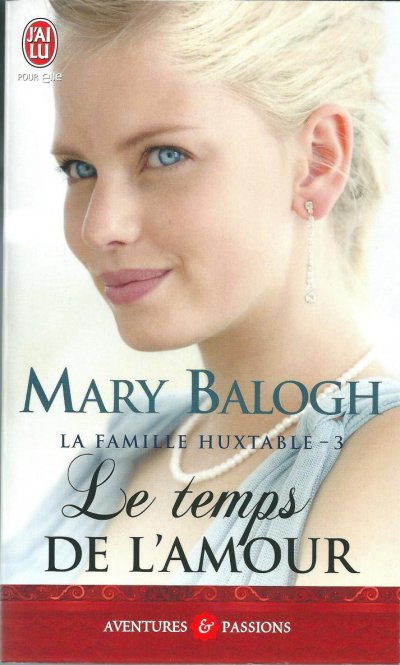 Le temps de l'amour de Mary Balogh