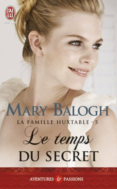 Le temps des secrets de Mary Balogh