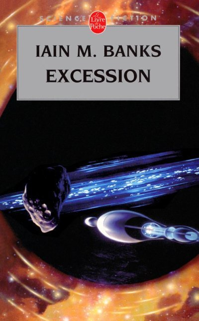 Excession de Iain M. Banks