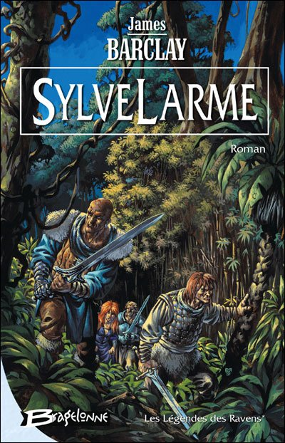 SylveLarme de James Barclay
