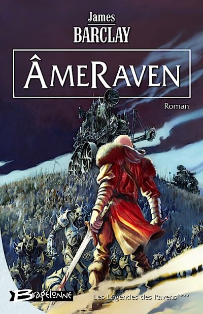 ÂmeRaven de James Barclay