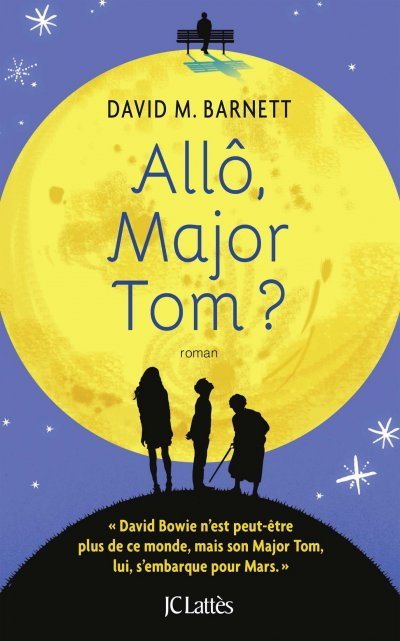 Allô, Major Tom ? de David M. Barnett