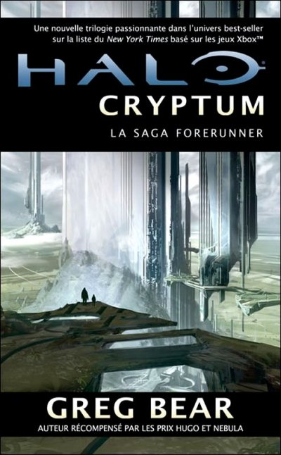 Halo Cryptum de Greg Bear