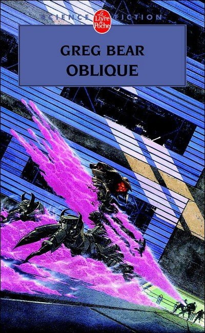 Oblique de Greg Bear