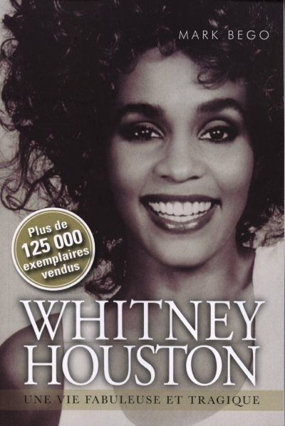 Whitney Houston de Mark Bego
