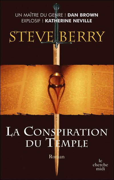 La conspiration du Temple de Steve Berry
