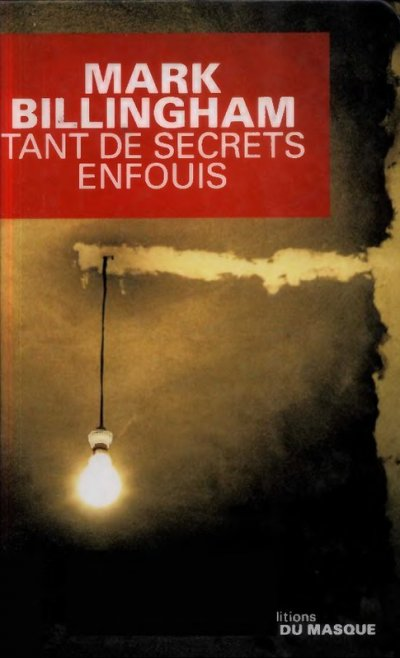 Tant de secrets enfouis de Mark Billingham