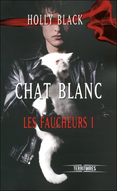 Chat Blanc de Holly Black
