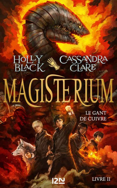Le gant de cuivre de Holly Black