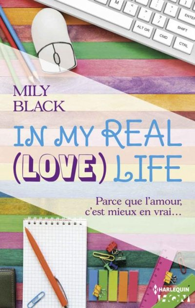 In my real (Love) life de Mily Black