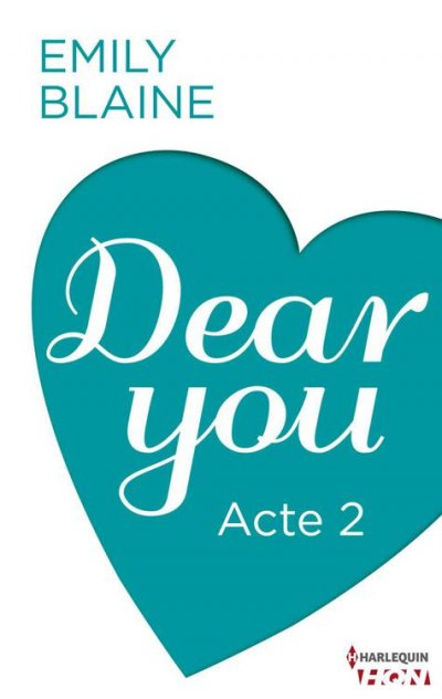 Dear You - Acte 2 de Emily Blaine