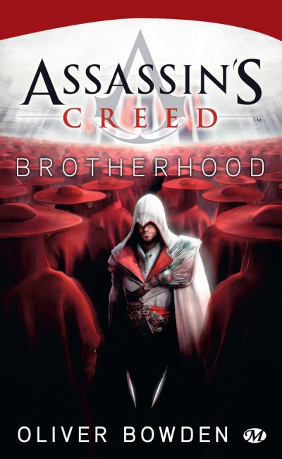 Brotherhood de Oliver Bowden