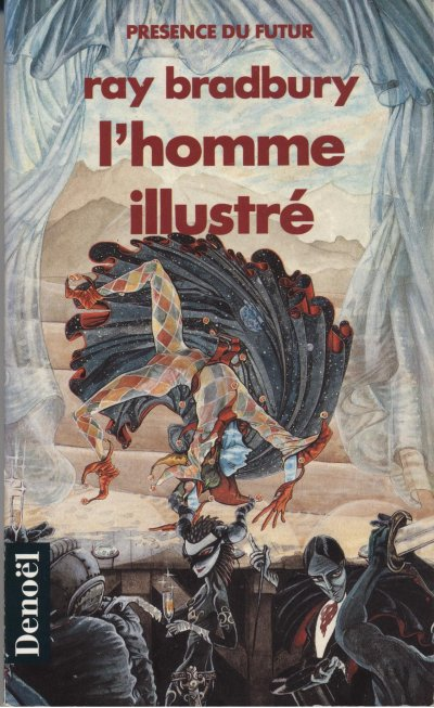 L'homme Illustré de Ray Bradbury