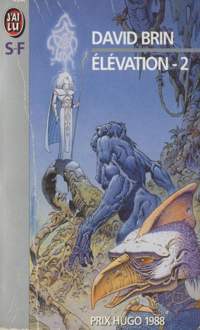 Elévation 2 de David Brin