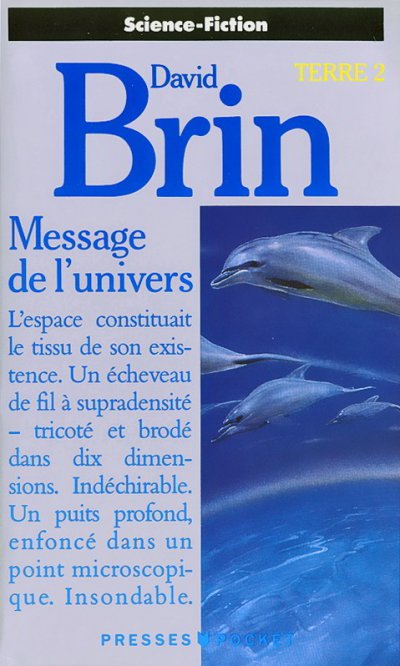 Message de l'univers de David Brin