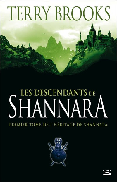 Les descendants de Shannara de Terry Brooks