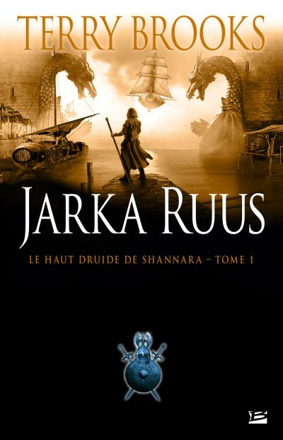 Jarka Ruus de Terry Brooks