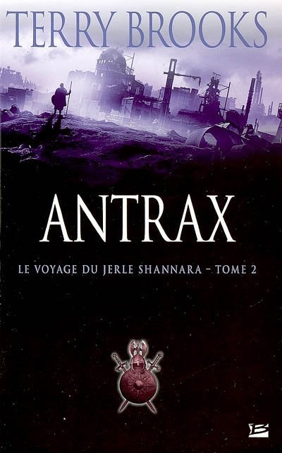 Antrax de Terry Brooks