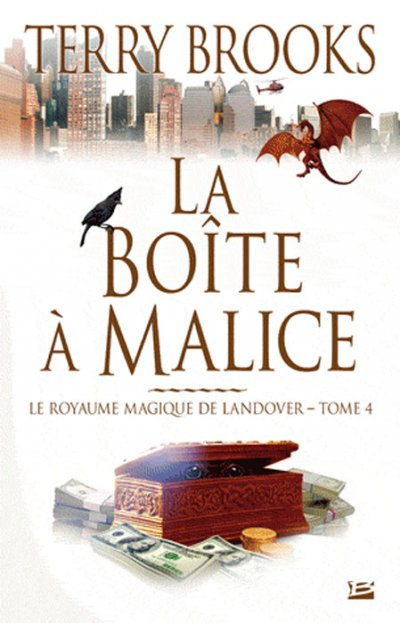 La Boite à Malice de Terry Brooks