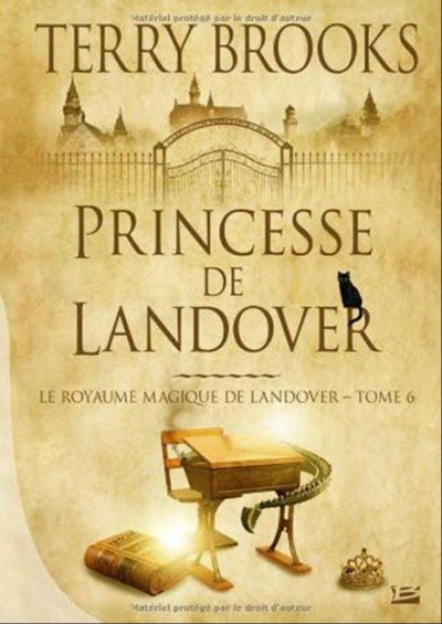 Princesse de Landover de Terry Brooks
