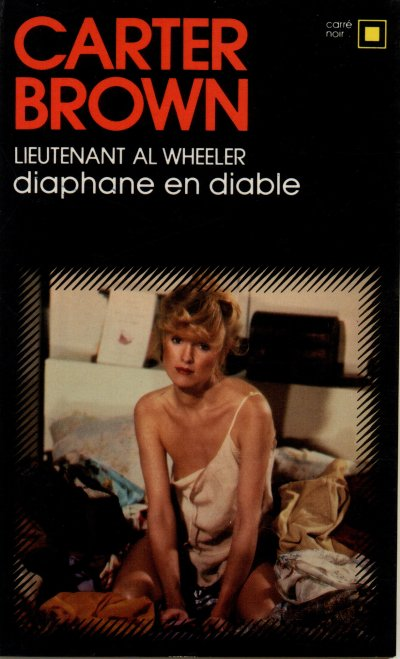 Diaphane en diable de Carter Brown