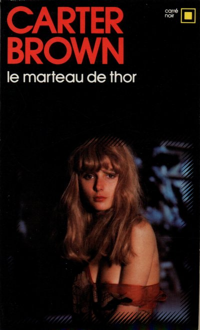 Le marteau de Thor de Carter Brown