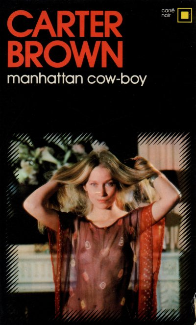 Manhattan cow-boy de Carter Brown