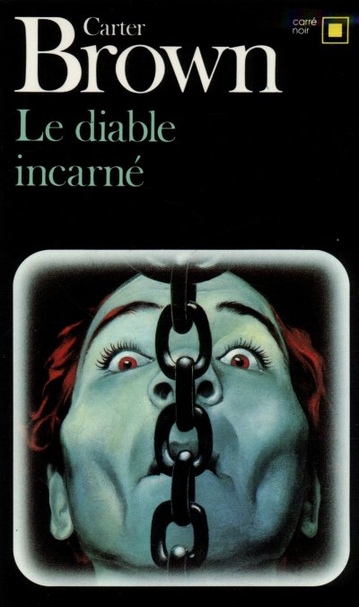 Le diable incarné de Carter Brown