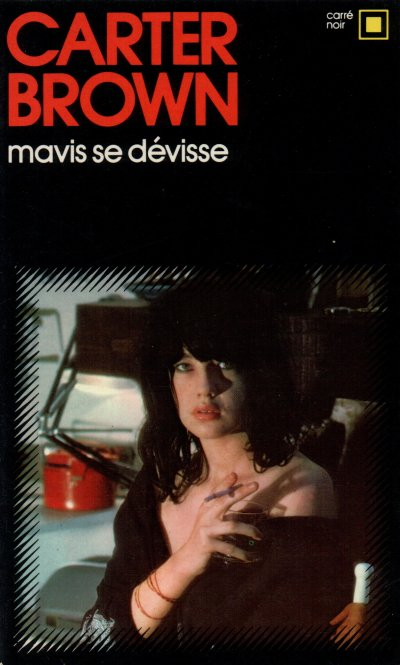 Mavis se dévisse de Carter Brown