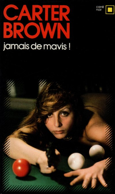 Jamais de Mavis ! de Carter Brown