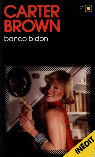 Banco bidon de Carter Brown