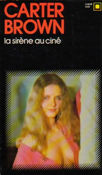 La sirène au ciné de Carter Brown
